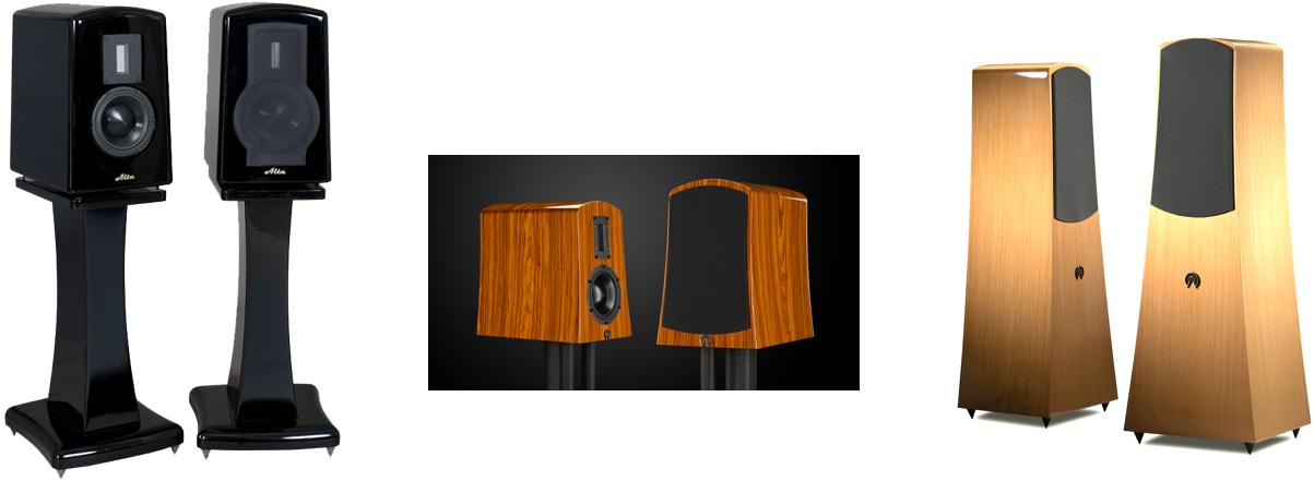 Alta Audio Speakers